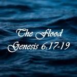 The Flood Genesis 6:17-19