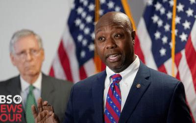 WATCH: Sen. Tim Scott delivers GOP response to Biden's address to Congress