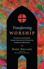 transforming worship book