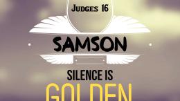 Samson silence