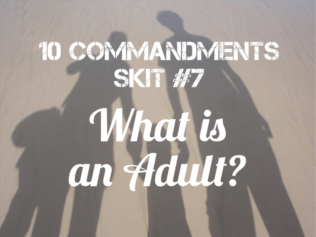 Youth devotions on the ten commandments array 10 skits on the ten commandments pastorronbrooks rh pastorronbrooks com fandeluxe Gallery
