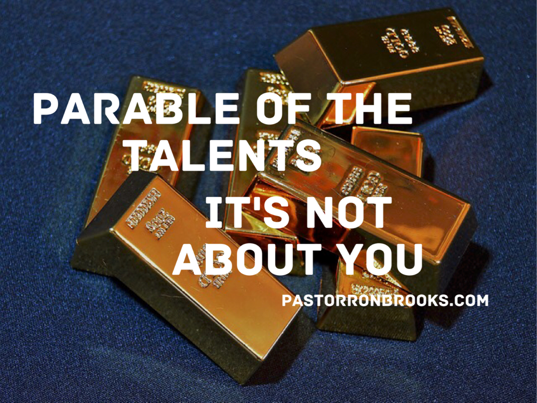 Meaning of parable of talents - Meaning Of Parable Of Talents 16
