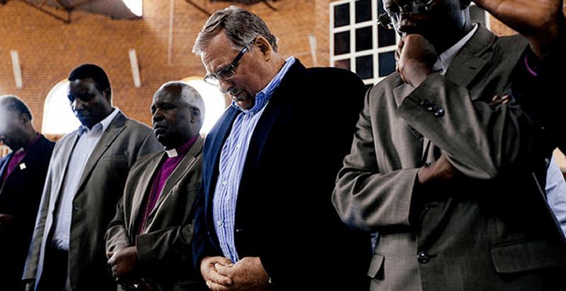Rick Praying