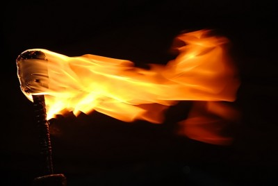 Image result for blazing torch