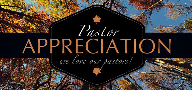 Pastor Appreciation Month — The Pastor's Soul