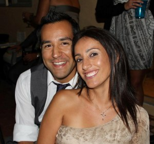 picture of angie and aaron