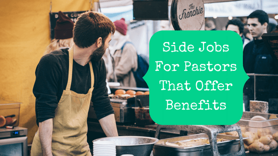 Side jobs for pastors that offer benefits the pastors wallet picture of a man with an apron selling bread with blog post title side jobs thecheapjerseys Gallery