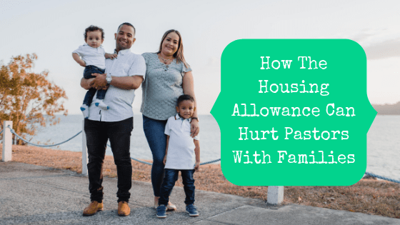 housing allowance Archives - The Pastor's Wallet