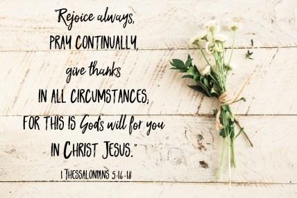 Gratitude Pastor Unlikely