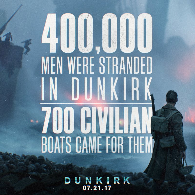Dunkirk - A Christian Movie Review