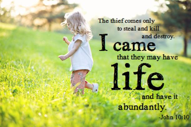 Kids Deserve Abundant Life Pastor Unlikely