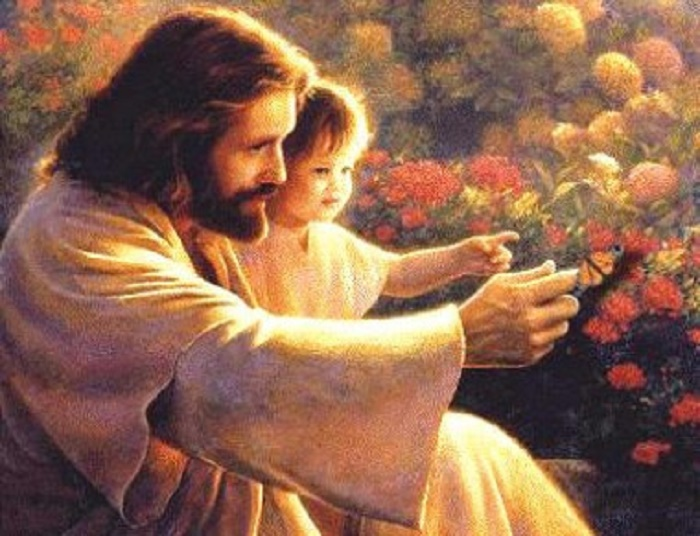 Jesus Loves Children Pastor Unlikely