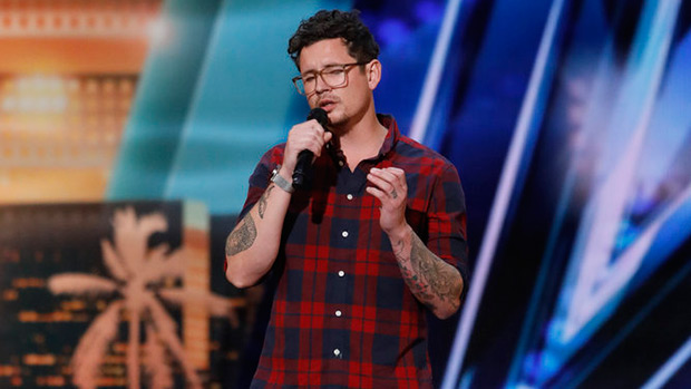 Michael Ketterer's Amazing Testimony:  America's Got Talent Contestant on I am Second  |  Pastor Unlikely