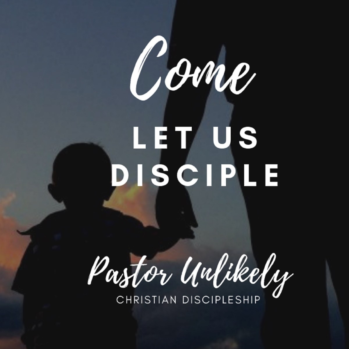 Come Let Us Disciple Podcast Episode 3 | Pastor Chad and the Importance of the Word