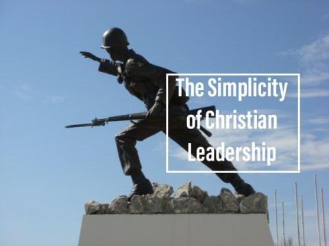 Christian Leadership Pastor Unlikely