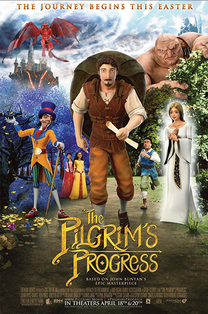 Pilgrim's Progress Movie 2019 Exciting Giveaway Contest