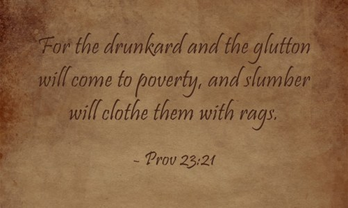 21 Sobering Bible Verses on Drugs