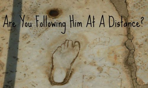 Peter's Compromise Leads Him Away from Jesus – Sunday Sermon
