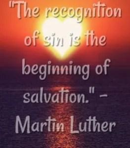 33 Bible Verses on Sin