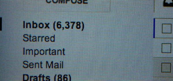 lots of email
