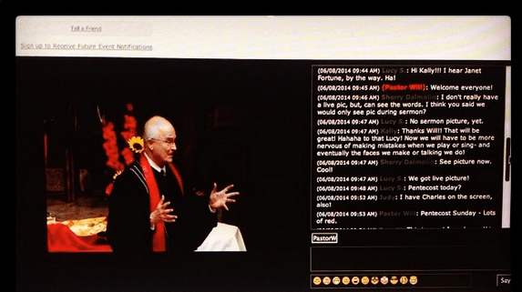 Live Stream of Traditional Worship
