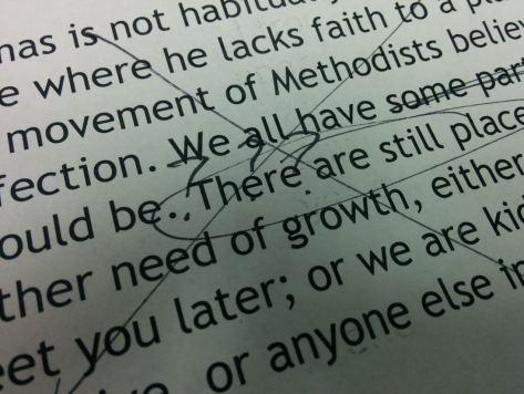 Sermon Editing
