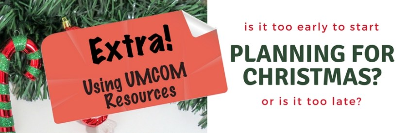 Planning for Christmas - EXTRA - Banner