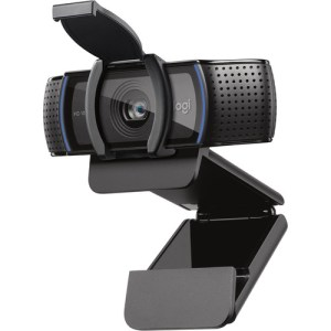 This Logitech webcam is a great choice for a simple church live streaming setup/