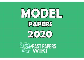 Advanced Level Exam 2020 Model Papers – Sinhala Medium