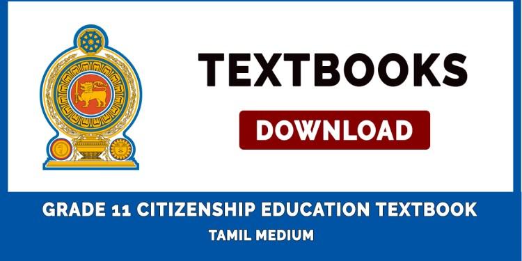 Grade 11 Citizenship Education textbook