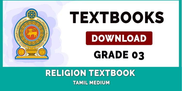 Grade 3 Religion Book