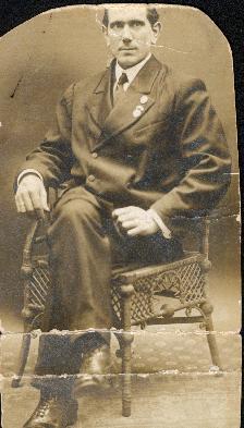 Joseph Zawodny, c. 1915