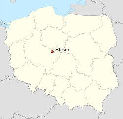Slesin, Poland