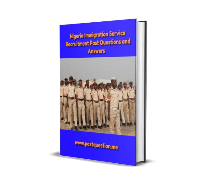 Nigeria Immigration Past Questions and Answers
