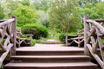 Entrance to Shakespeare's Garden