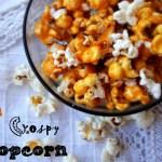 {Honeycomb Crispy Popcorn} – Popcorn caramelizat