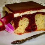 {Donauwellen Kuchen} – Danube Waves Cake – Prajitura Valurile Dunarii
