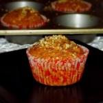 {Carrot Muffins} – Muffins cu morcov si nuci
