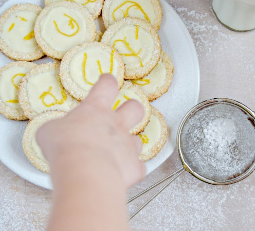 coconut lemon cookies