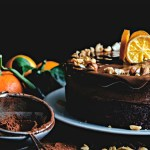 {Vegan Chocolate Mousse Cake} – Tort de post cu mousse de ciocolata