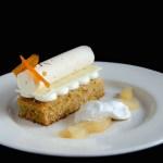 {Carrot Cake Plated Dessert} – Tort cu morcovi – reinterpretare