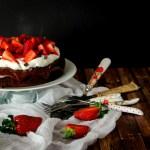 {Brownie Cake} – Tort cu ciocolata