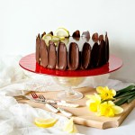 {Riviera Cake} – Chocolate Lemon Cake
