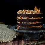 {Chocolate Bacon Cake} – Tort cu ciocolata si bacon