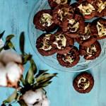 {Chocolate Thumbprint Cookies} – Fursecuri cu ciocolata
