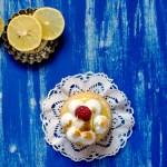 {Lemon Coconut Tartlets} – Mini tarte cu lamaie si cocos
