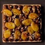 {Caramelized Banana Tart} – Tarta cu banane caramelizate