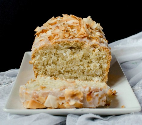 vegan coconut bread