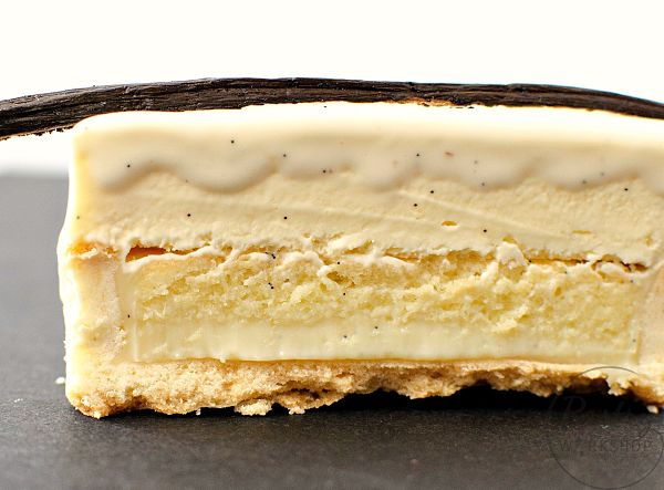 infiniment vanille tartlets