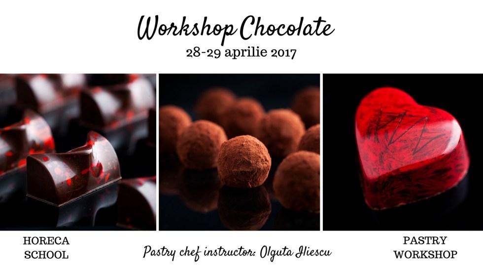 cursuri cofetar ciocolata